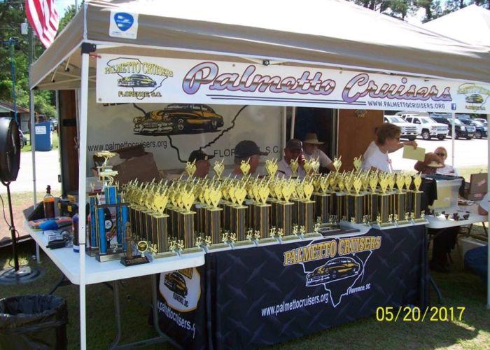 Johnsonville Heritage festival Car, Truck & Bike Show  5/20/17